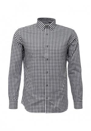 Рубашка Jack & Jones. Цвет: черно-белый