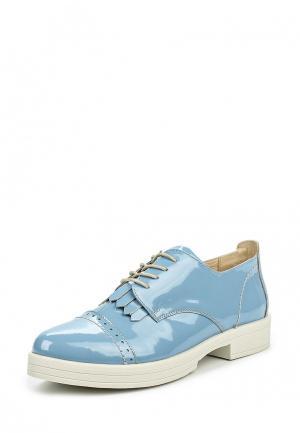 Ботинки Matt Nawill. Цвет: голубой