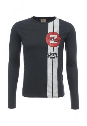 Лонгслив ZU Elements. Цвет: серый
