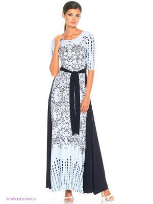 Длинное платье Речной перламутр ANASTASIA PETROVA