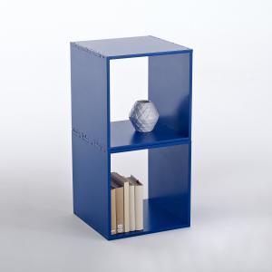 Ящик для хранения (комплект из 2), Meeting La Redoute Interieurs. Цвет: белый,синий