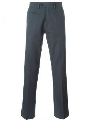 Классические брюки Société Anonyme. Цвет: серый