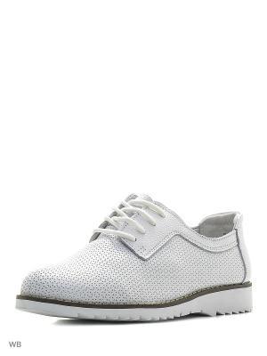 Ботинки Spur. Цвет: белый
