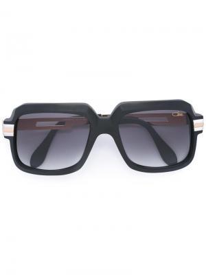 Солнцезащитные очки 607 Cazal. Цвет: чёрный