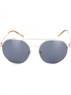 Солнцезащитные очки Cambusions Sama Eyewear. Цвет: металлический
