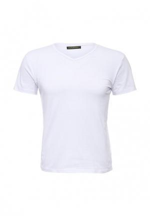Футболка Yes Boy. Цвет: белый