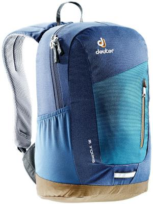 Рюкзак Deuter 2017-18 StepOut 12. Цвет: темно-синий