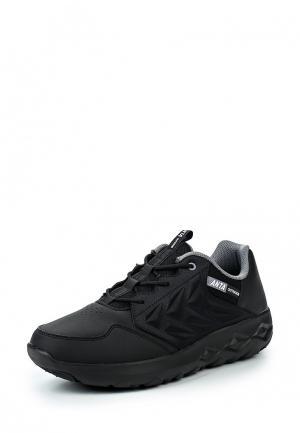 Кроссовки Anta. Цвет: черный