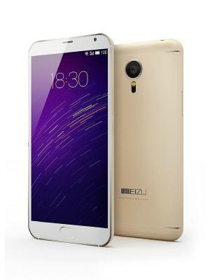 Смартфон M3 Note 16Gb Meizu. Цвет: белый, золотистый