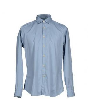 Pубашка ANTONELLI. Цвет: небесно-голубой
