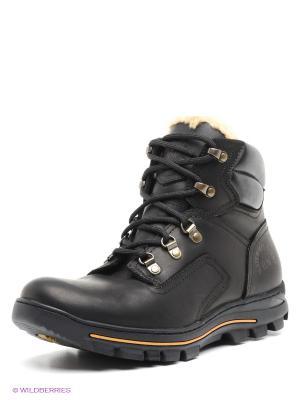 Ботинки Best Walk. Цвет: черный