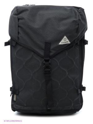 Рюкзак Z-28 Pacsafe. Цвет: черный