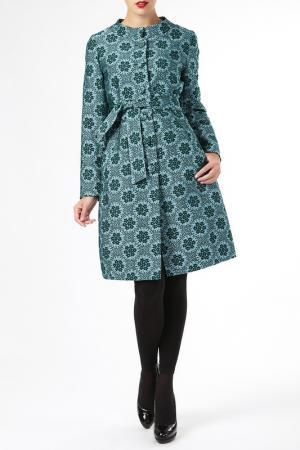 Пальто ELLEN EISEMANN. Цвет: зеленый