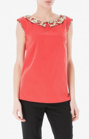Блуза Красная YETONADO