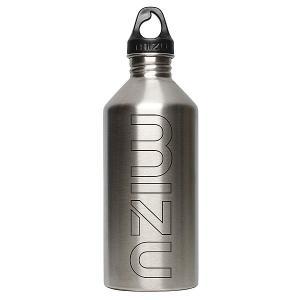 Бутылка для воды  M12 1200ml Stainless Black Print Mizu. Цвет: серый