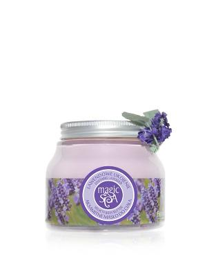 Magic Spa косметический набор для ванны и душа розовый сад Farmona. Цвет: сиреневый, белый
