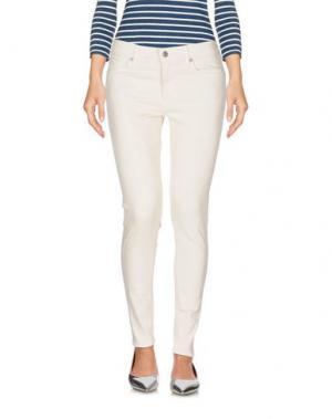 Джинсовые брюки LEVI'S VINTAGE CLOTHING. Цвет: слоновая кость
