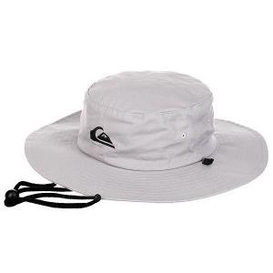 Шляпа  Bushmaster Hats Steeple Grey Quiksilver. Цвет: серый