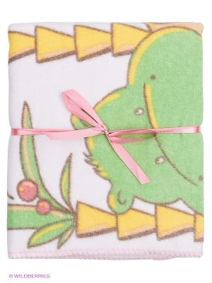 Одеяло Baby Nice. Цвет: бледно-розовый, зеленый