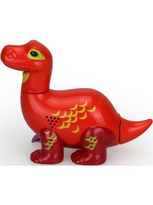 Динозавр Appolo, красный Silverlit. Цвет: красный