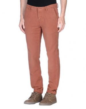 Повседневные брюки SAN FRANCISCO '976. Цвет: коричневый