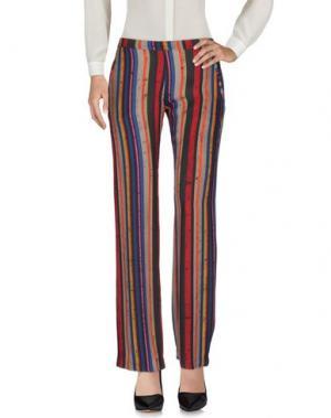 Повседневные брюки ATTIC AND BARN. Цвет: серый