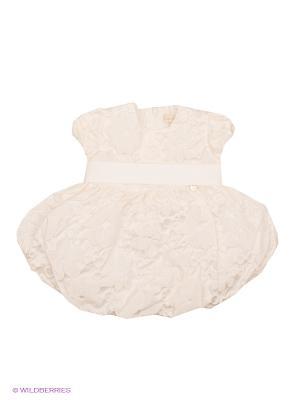 Платье CEREMONY. Цвет: кремовый