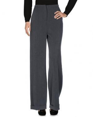 Повседневные брюки PETER A & CHRONICLES. Цвет: серый