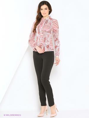 Блуза Marlen. Цвет: розовый