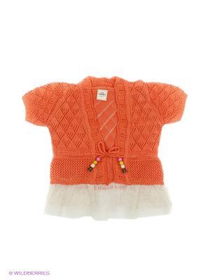 Кофточка Cascatto. Цвет: терракотовый, бронзовый, оранжевый