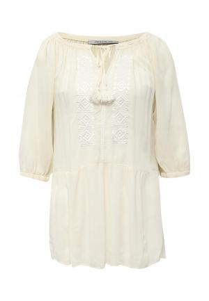 Блуза Pennyblack. Цвет: бежевый