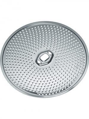 Диск-терка MUZ8KS1 для кухонных комбайнов Bosch. Цвет: белый