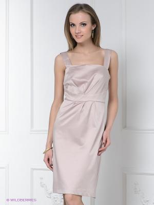 Сарафан Levall. Цвет: бледно-розовый