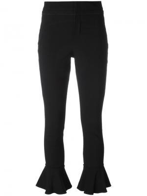 Расклешенные брюки Isabel Marant. Цвет: чёрный