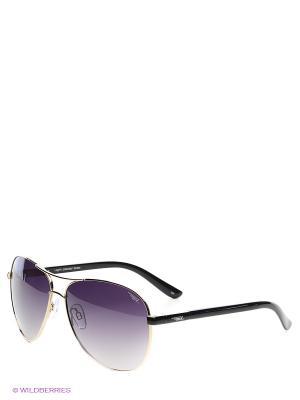 Очки солнцезащитные Legna. Цвет: фиолетовый, золотистый