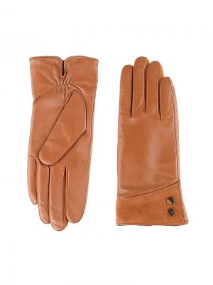 Перчатки женские Piero. Цвет: светло-коричневый