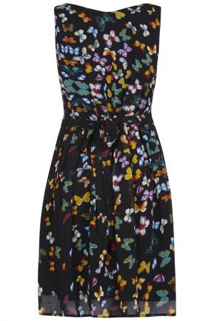 Платье Mela london. Цвет: мультицвет