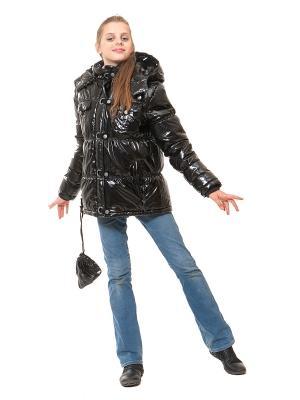 Куртка VELFI. Цвет: черный