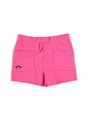 Шорты Appaman. Цвет: розовый
