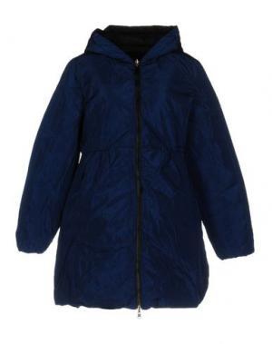 Куртка BIANCOGHIACCIO. Цвет: синий
