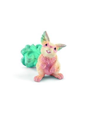 Серия Баяла: Облачная белка Сафеньи SCHLEICH. Цвет: голубой, персиковый, розовый