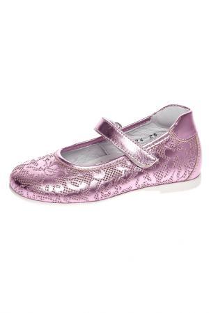 Туфли CIAO. Цвет: розовый