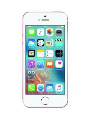 Смартфон iPhone SE 64G Rose Gold Apple. Цвет: розовый