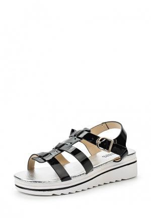 Сандалии Max Shoes. Цвет: черный