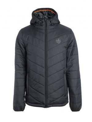 Куртка Rip Curl. Цвет: черный
