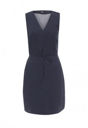Платье adL. Цвет: синий