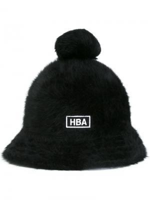 Шляпа Hood by Air x Kangol. Цвет: чёрный