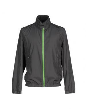 Куртка SURFACE TO AIR. Цвет: темно-зеленый