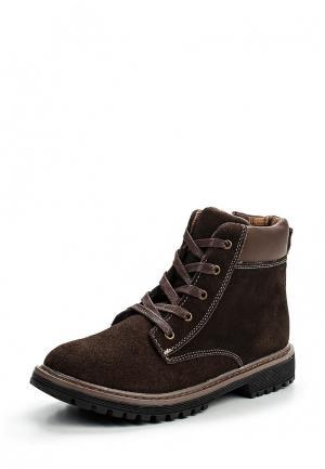 Ботинки Shuzzi. Цвет: коричневый