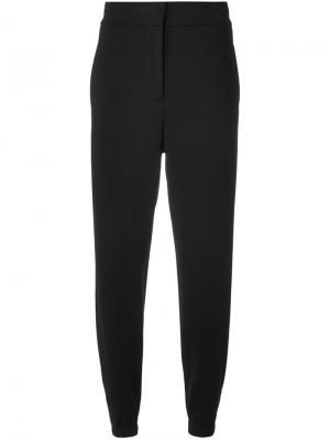 Классические брюки Jil Sander. Цвет: чёрный